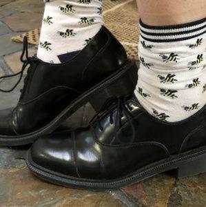 Dr.Martens soldout Henrietta chunky heel dressshoe
